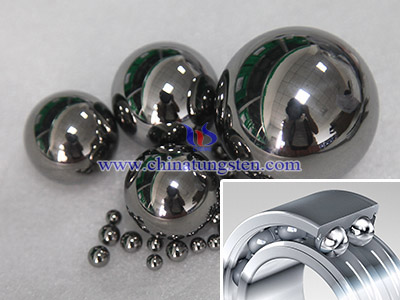 tungsten carbide bearing ball