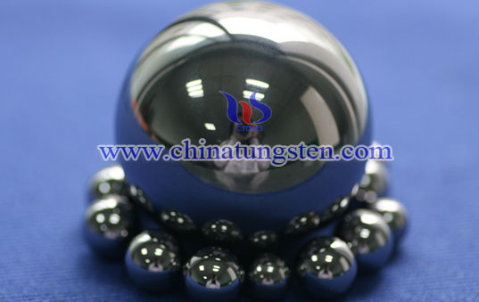 tungsten carbide punching ball