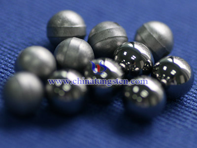 tungsten carbide valve balls
